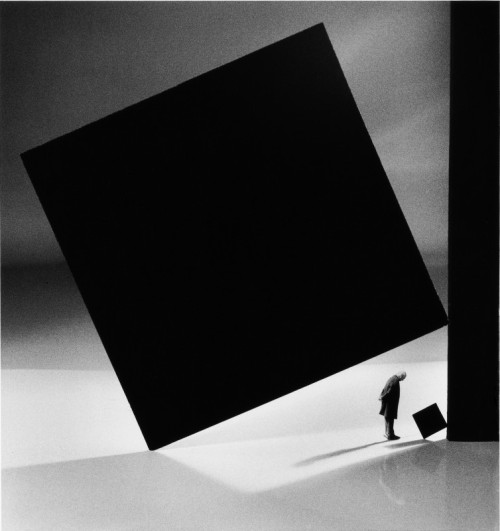 Gilbert Garcin, The Collector, 2004