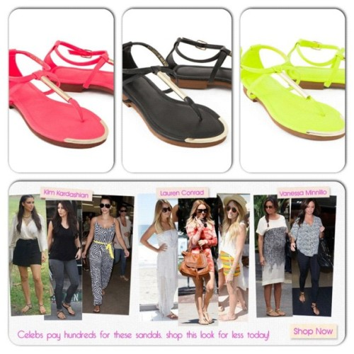 NEW Celeb style sandals in store and online now! www.onehoneyboutique.com #sandals #celeb #dvarcher #kimkardashian #laurenconrad #vanessamanillo #lindsaylohan #gold #shoegame #instaglam #onlineshopping #shoes #footwear #summer #iloveshoes  (Taken with Instagram)