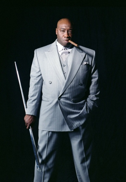 Aww, man, Michael Clarke Duncan died. He was only 54.