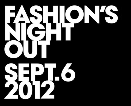 Happy Fashion's Night Out! How will you be celebrating this fashionable evening? #FNO