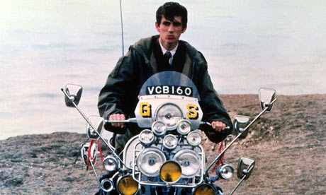 Things I have written: Quadrophenia (Blu-ray review) I've always liked Quadrophenia, Franc Roddam's 1979 adaptation of The Who's other rock opera but I never liked it as much as when I watched it this time. Which is kind of strange. Both the movie and and the album—which I'll admit to only hearing in full in the last year, in part because the double-disc CD seemed too pricy to me when I first got into The Who—take as their subject male teen angst. Sure, there's all that obsessive re-creation of what it was like to be a Mod in early '60s England, but both are ultimately both about being in the thrall of under-20 existential crises (and adolescent hormones) that make you feel alternately like a constantly aroused king among men and a species lower on the evolutionary ladder than an earthworm. (It's different for girls, no doubt, but that's another movie.) Shouldn't that have spoken to me more when I watched at 17 than it does now? Maybe it's because both the album and, especially, the film put a little distance. They're immersive but also reflective, the work of people who remember what it was like and are happy to have a little distance. The first shot is the most important shot of the movie. Sometimes you have to just walk away.