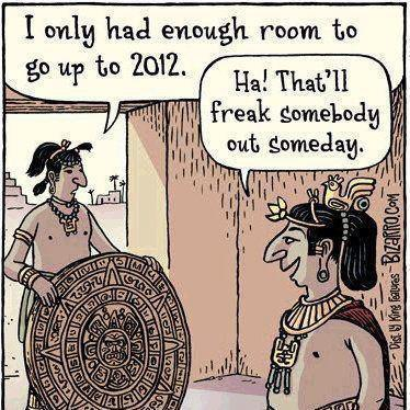 stephendau:  The 2012 Mayan Calendar
