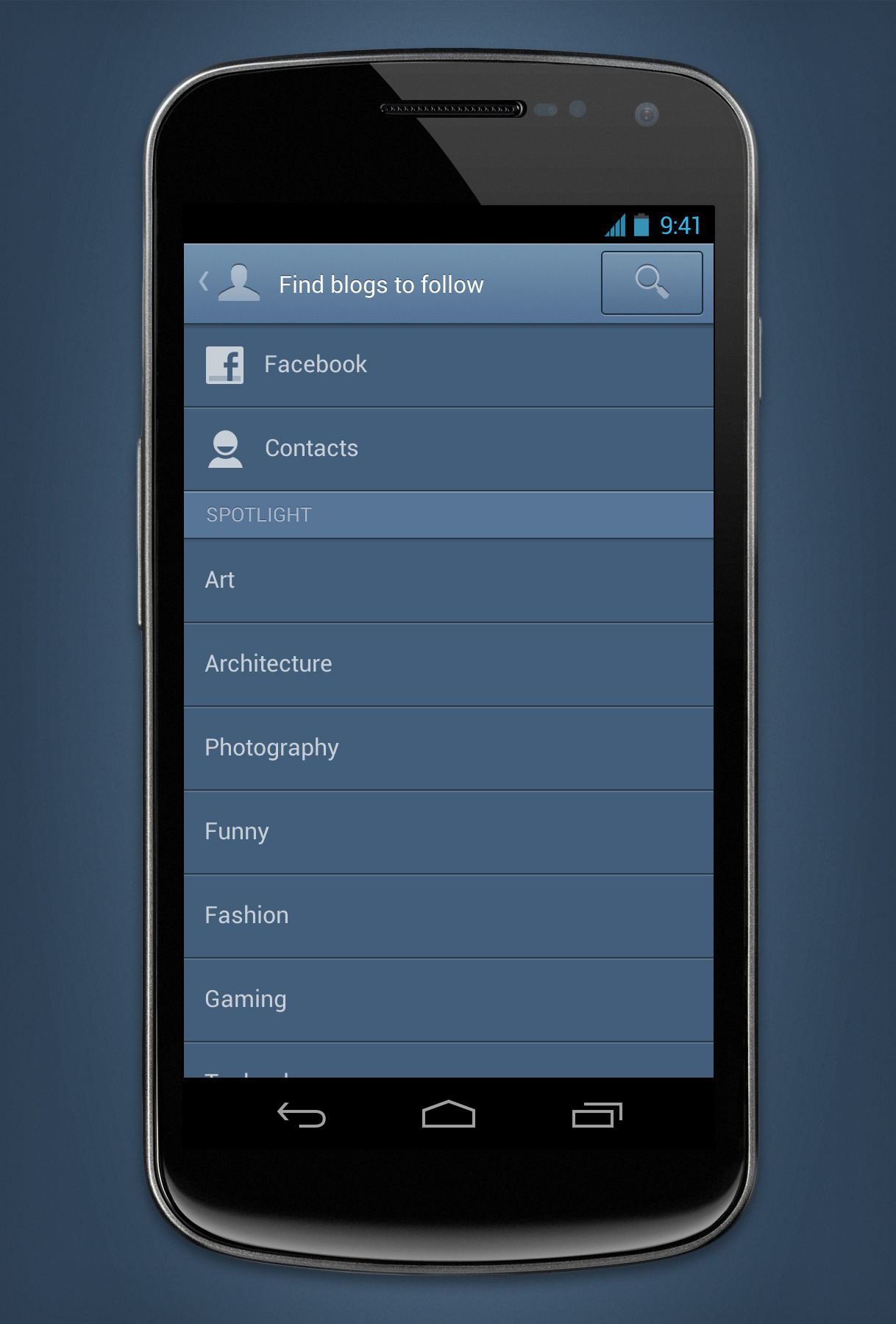 Boom, more great stuff from Tumblr - new mobile apps for iOS and Android. Great upgrades! Busy release week!   staff:  iPhone and Android updates are ready to download! In our continued quest to make your mobile Tumblr experience sick as hell, we've updated our iOS and Android apps with a host of fixes, features, and improvements. Notable new things include: Notifications get a slick new thingy. Find blogs to follow through your contacts or Facebook. Your friends can now sign up right inside the app. Track tags that you find amazing. (Android already had this.) Fast reblog when no words are needed. (Just click and hold the reblog icon.) Hold down the Like icon for some new sharing options. Fan Mail! Message to your heart's content. The apps (and updates) are available in the App Store or Google Play. Enjoy!