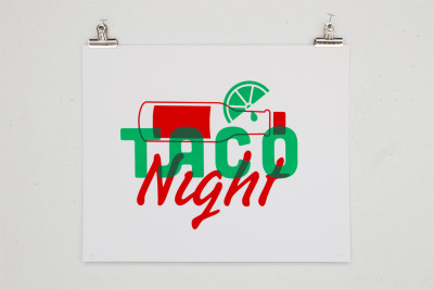 betype:  Taco Night (by johnkanesmith)