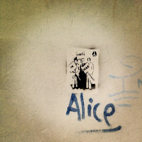 Alice.. (Taken with Instagram)