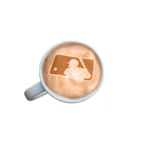 mlb:  The best part of waking up, is MLB in your cup!