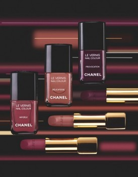 Chanel Le Vernis | Infidèle Les Twin-Sets de Chanel - Infidèle Infidèle, one of the 3 shadse from the 2012 Fashion's Night Out…View Postshared via WordPress.com