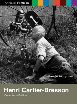 "I highly recommend watching this Arthouse documentary dvd on photographer HENRI CARTIER-BRESSON!!!….It was FANTASTIC!!!!….Seriously, this man could NOT take a bad photograph if he tried!!!!….Every image is so powerful & dramatic…also, it was interesting to learn he didn't process or print his own photographs….he was only interested in ""capturing the image""….A MUST SEE!!!!…..  :D"