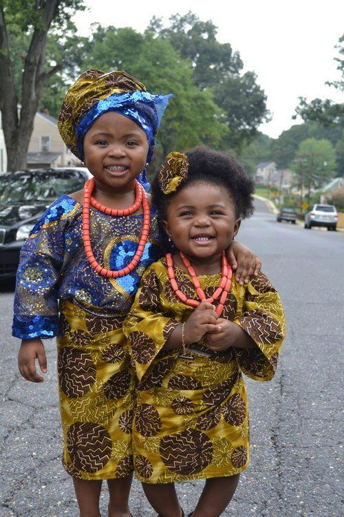 ffah:  Adorable Girls in Africa…