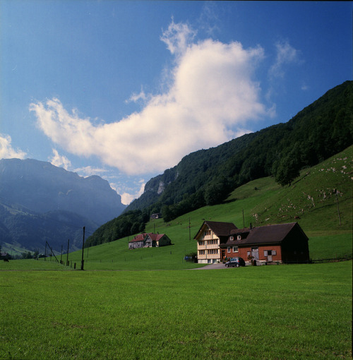 Appenzell city, Switzerland 2010 by Kadolor on Flickr.