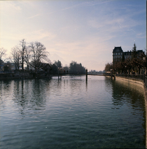 Thun city, Switzerland by Kadolor on Flickr.