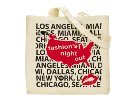The must-have bag for tonight's FNO festivities (and a sure-fire way to make errand-running more glam, every day after). $10, at OS.com