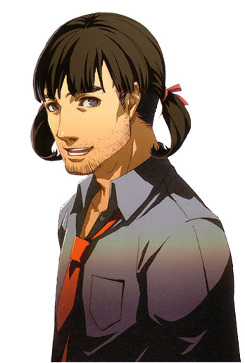 iku-turisas:  Nanako really looks like her dad.