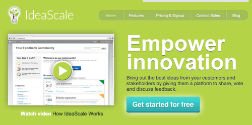 if we hit $90k, we're gonna get an enterprise account with ideascale so we can communicate with y'all and even each other more efficiently and effectively. you should check it out and then donate!