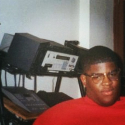 #tbt Early 90's Laam. In the crib where I made FugeeLa  etc (Taken with Instagram)