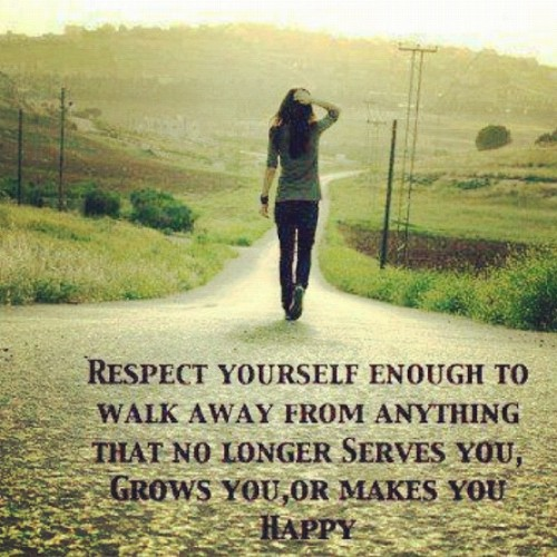 #respect #love #self #happy #quotes #sayings #smile #life #live  (Taken with Instagram)