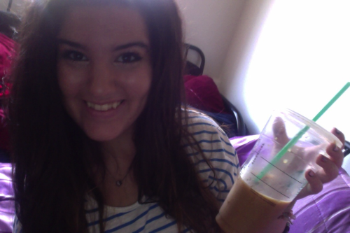 sooo i got my first trenta iced coffee from the 'bucks today- DROP. dead. gorg. thank you.
