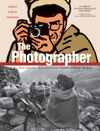 The Photographer is a graphic novel documenting our clandestine cross-border operation in Afghanistan to assist those stranded without medical care in areas hardest-hit after the Soviet invasion in 1979.  Find this and more books about our work here.