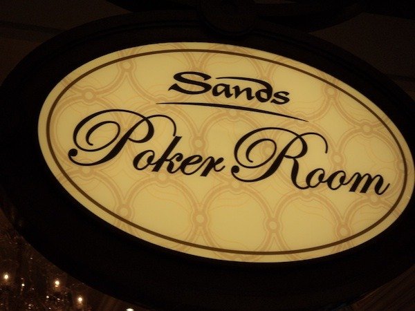 Inside The Venetian's New Poker Room