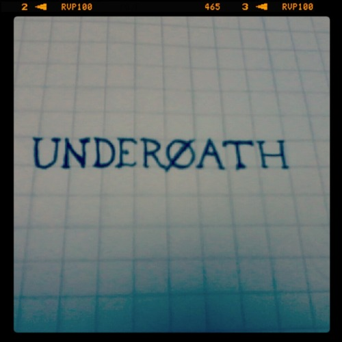 define-the-great-line:  Underoath