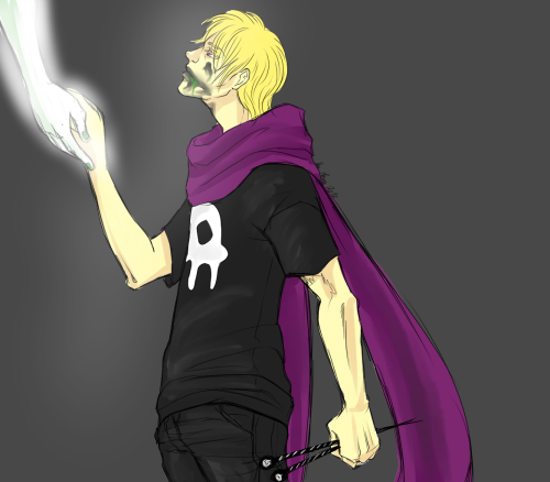 thepandacaffe:  i made homestucks  Genderbend Rosemary hgbfghgfbhsdfg yes yes