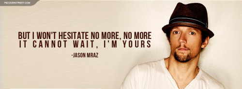 Jason Mraz Facebook Covers