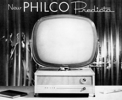 New Philco Predicta