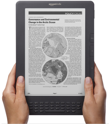 thisistheverge:  Amazon: 'We are pretty much done' with the Kindle DX Amazon rolled out a new line of Kindle Fire tablets and Kindle e-readers today, and unsurprisingly, the older members of the Kindle family have been pushed to the wayside. Amazon's aging 9.7-inch e-reader, the Kindle DX, is one of the models being phased out, and the Kindle Touch and Kindle Touch 3G have apparently been replaced wholesale by the new Paperwhite models.  LJ Digital: New Kindle Fire New Kindle Fire New Kindle Fire New Kindle Fire.
