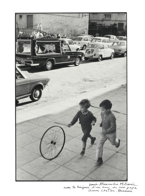 christiesauctions:  Henri Cartier-Bresson (1908-2004)Palermo, Sicily, 1971 Photographs