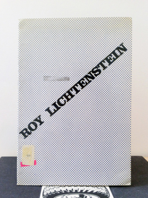"Roy Lichtenstein, Juin 1965 Interview with Gene Swenson ""Qu'est-ce que le Pop Art?"" Ileana Sonnabend, Paris, 1965 7 x 10½ INCHES (18 x 26½ CM) $95 PURCHASE"