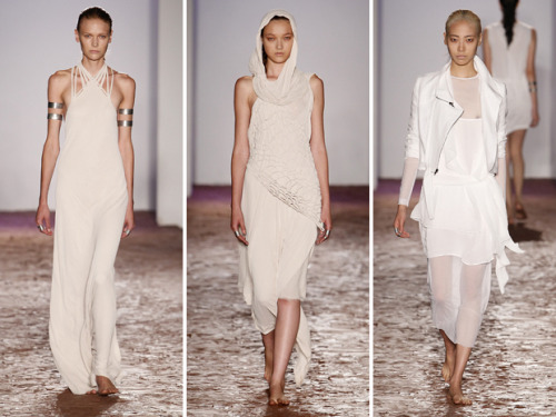 Review: Kimberly Ovitz Spring 2013We followed Kimberly Ovitz into the desert, and we almost can't explain what we saw.Read more.