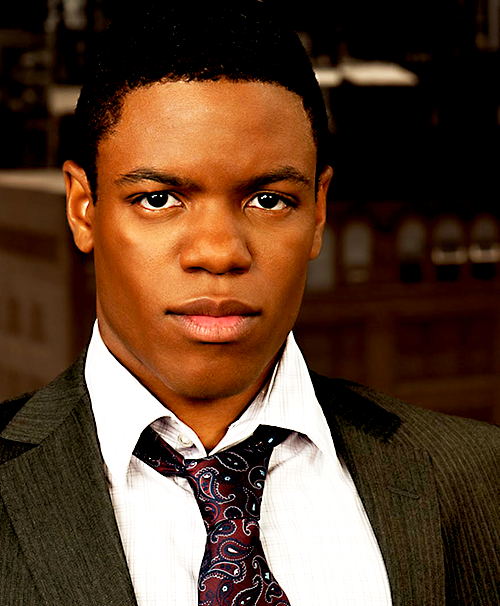 warmingmycockles:  Jon Michael Hill Elementary Cast→ 5/__