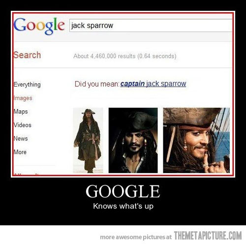 quick-meme:  Google knows what's right…http://quick-meme.tumblr.com