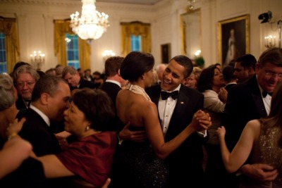 Credit: Pete Souza, White House photographer