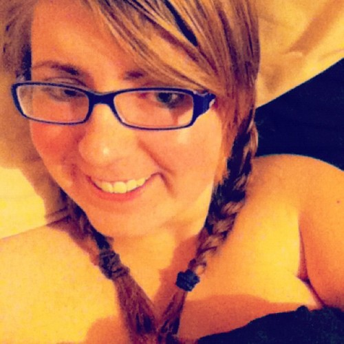 "#bed #natural #plaits #snug :"") (Taken with Instagram)"