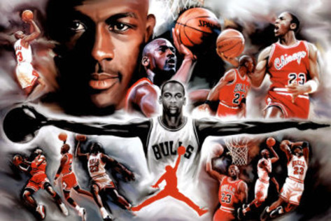 This poster is literally on my wall #Jordanswag