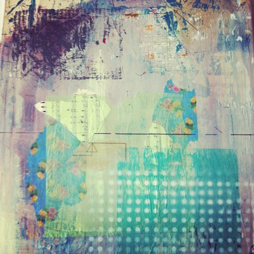 #art #design #mixedmedia / on Instagram http://instagr.am/p/PQGnqIANjV/