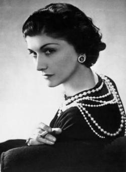 Trendiest of them all and Fashions number one icon  COCO CHANEL