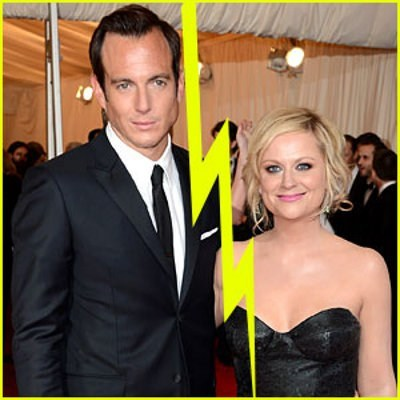 thedailywhat:  Worst News Ever of the Day: Amy Poehler and Will Arnett are headed for divorce after nine years of marriage and two sons, the couple's people have confirmed to US Weekly. With this news, it's probably safe to say that true love doesn't really exist. [huffpo]  NO WORDS.