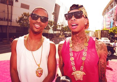 Big Sean x Tyga x VMA's.