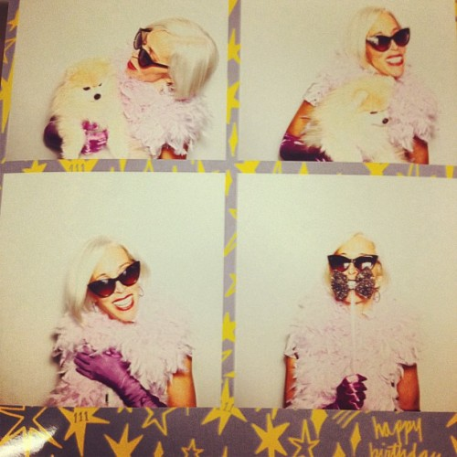 Linda Fargo + @tumblr 's Tommy Pom = perfect @fnonyc #fno #cn #bg111  (Taken with Instagram at Bergdorf Goodman)