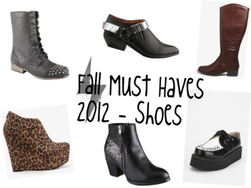 wtfyamunaomg:  Fall Must Haves - Shoes ! by wtfyamunaomg featuring leopard booties  T.U.K. leather shoes / Forever 21 leopard booties / Forever 21 kitten heel boots / Jeffrey Campbell mid heel shoes / Buy KANDYCE women's boots ankle at Spring Shoes. Free Shipping! / Buy KYLLIANA women's boots fall boots at Spring Shoes. Free Shipping!