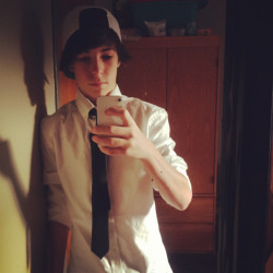 lukekyriazis:  Boarding school Uniform.