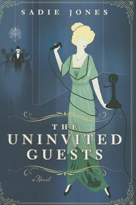 The Uninvited Guests: A Novel by Sadie JonesPublished by HarperCollins I found out about The Uninvited Guests while reading a review of Emily St. John Mandel's The Lola Quartet in the New York Times. It sounded like a fun, clever read. Spoiler Alert: Read Emily's book instead.