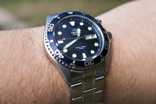 Orient Ray, in blue.