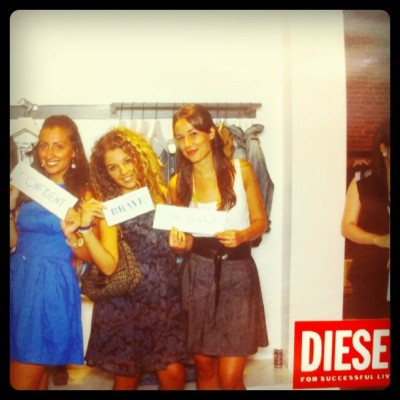 #confident #brave #diesel #fno #photobooth  (Taken with Instagram)