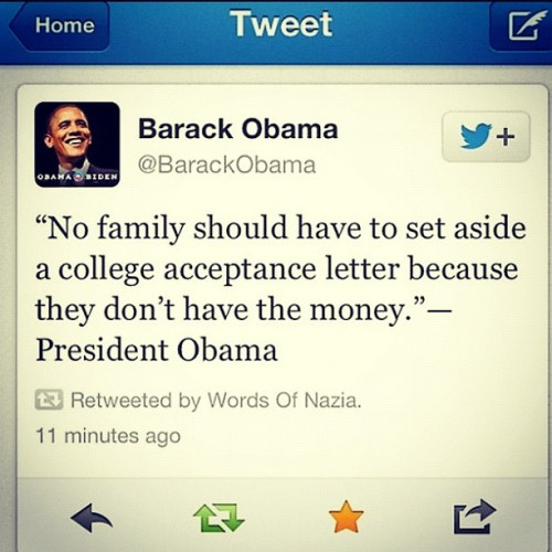 rockyisdope:  Amen ! #obama (Taken with Instagram)  HOLLA .