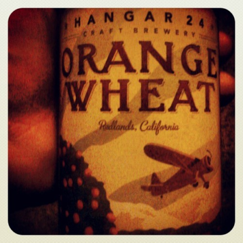 Dayy off #hangar24 #beer #redlands #california #microbrewery (Taken with Instagram)