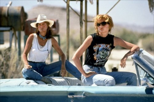 bohemea:  Thelma & Louise