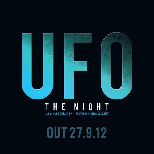 Our UFO singles cover is looking dope right?! Just confirmed the release date on iTunes is Sep 27.